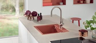 Villeroy And Boch Kitchen Sinks by Ceramic Sinks For More Colour Variety In Kitchen Designs