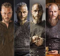 ragnar lothbrok hair the great hair migration of ragnar lothbrok dravens tales from the