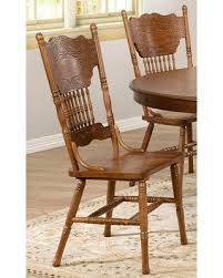 Country Dining Chairs New Savings On Country Style Dining Chairs Set Of
