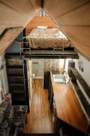 Tiny House 250 Square Feet by Redwood Tiny House 250 Sq Ft Tiny House Town