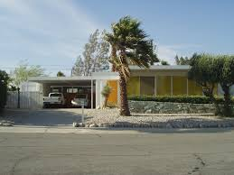 mid century modern house in palm springs ca modular steel