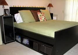king size bed frame american furniture enhance your bedroom