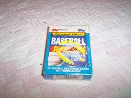 amazon com 1990 topps baseball kmart superstars factory set