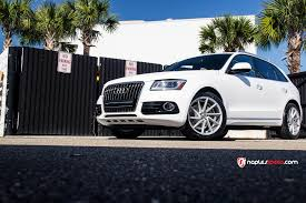 Audi Q5 White - multiple aftermarket parts enhancing audi q5 u2014 carid com gallery