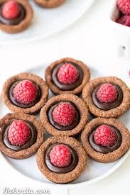 Chocolate Raspberry Recipes Chocolate Raspberry Tartlets Gluten Free Paleo Vegan Bakerita