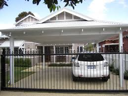 Outdoor Carport Canopy by Specialist Carport Builders To Match Your Existing Residence