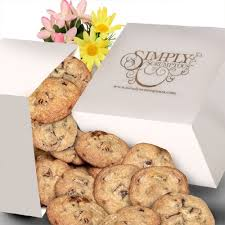 cookie gift boxes ultimate chocolate chip cookie gift box