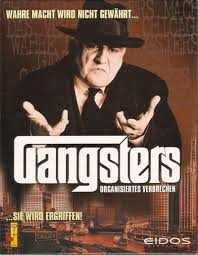 organized crime gangsters organized crime 1998 windows box cover art mobygames