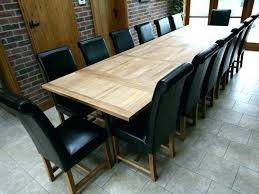 large round dining table for 12 extra large dining table seats 12 luxurious dining room ideas