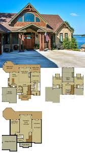 rustic cabin plans floor plans rustic mountain house floor plan with walkout basement lake