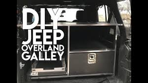 overland jeep kitchen 410x presents diy jeep jk overland galley kitchen youtube