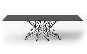 bauhaus black lacquer dining table google search 6 pinterest
