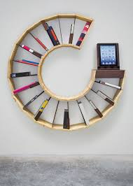 Best  Creative Bookshelves Ideas On Pinterest Cool - Creative home interior design ideas