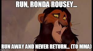 Lion King Meme Maker - run away simba imgflip