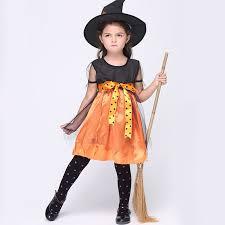 Kids Halloween Costumes Cheap Cheap Orange Costume Kids Aliexpress Alibaba Group