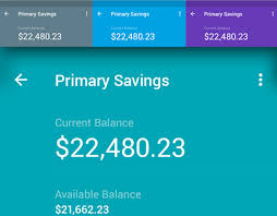 finance app for android material design ui for finance app on behance