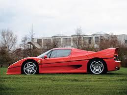slammed ferrari ferrari f50 specs 1995 1996 1997 autoevolution