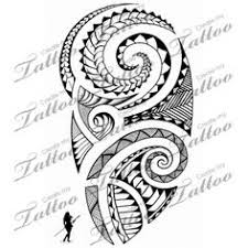 marketplace tattoo polynesian shoulder 5116 createmytattoo com