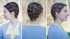midi haircut the hair parlor my new 1940s hair cut the boyer sisters