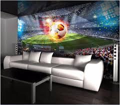 Cheap Wall Murals by Online Get Cheap Soccer Mural Wallpaper Aliexpress Com Alibaba
