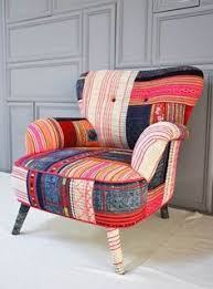 kelly swallow u0027s patchwork chairs and couches patchwork