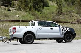 towing with ford ranger 2015 ford ranger interior spied autoevolution