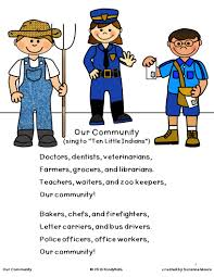 community helpers pack pdf ideas pinterest community