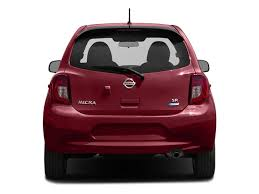 nissan micra 2014 2016 nissan micra price trims options specs photos reviews