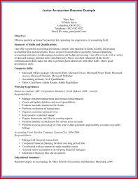 resume format for the post of senior accountant responsibilities new accounting resume sles free mailing format