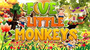 No More Monkeys Jumping On The Bed Song Amazon Com Five Little Monkeys Jumping On The Bed Songs For