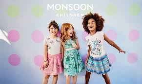monsoon kids free caricatures for kids at monsoon liverpool one