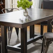 Dining Tables For Small Spaces That Expand Dining Room Stakmore Company Inc Mission Style Expanding Dining