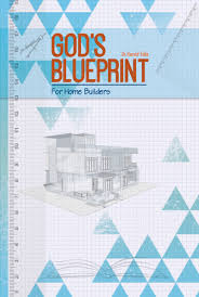 god u0027s blueprint for home builders by dr harold tabb cover design