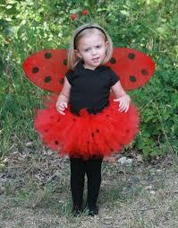 Ladybug Infant Halloween Costumes Ladybug Red Black Custom Boutique Tutu Pamperedprincesses