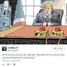 Button Broke Meme - north korea s kim jong un s latest nuke test mocked on twitter