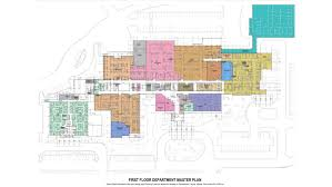 memorial hospital of sweetwater county master plan plan one