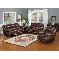 presley cocoa reclining sofa leather reclining sofa and loveseat set center divinity