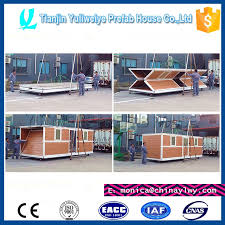 container house foldable homes panels pu madeira collapsible