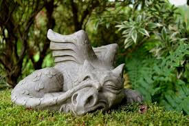 garden ornament gargoyle sculpture statue