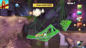 crazy bridge constuctor bridge tanker youtube