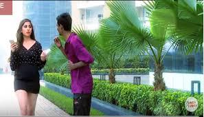 Rich Delhi Boy Meme - viral video when a beggar duped a rich girl outside a hotel india