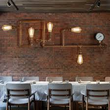 restaurant kitchen lighting light brown wrought iron industrial kitchen lighting