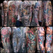 tattoo artists sleeves all about tattoo