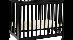 Davinci Emily Mini Convertible Crib by Davinci Kalani Mini Crib Youtube