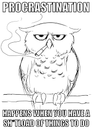 Art Student Owl Meme - art student owl meme by yoru kage12 on deviantart
