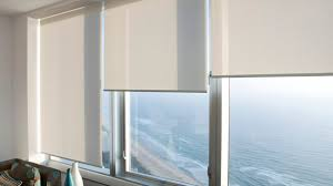 Putting Up Blinds In Window Meaning To Raise Lower The Blinds Or To Draw The Blinds
