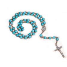 christian rosary sparkles christian catholic cross religious prayer rosary