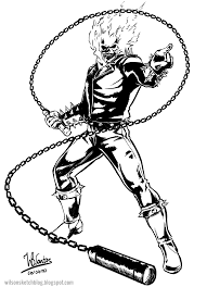ghost coloring pages 2 within rider snapsite me