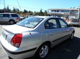 2005 hyundai elantra gt 2005 hyundai elantra gt 4dr sedan in port townsend wa gary s