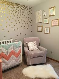 Gold And Coral Bedroom Best 25 Coral Nursery Ideas On Pinterest Coral Baby Rooms Baby